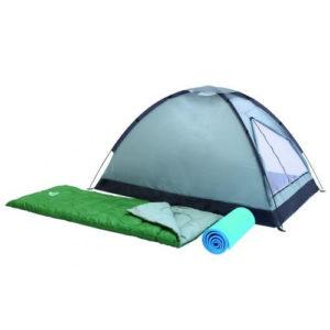 Прокат палаток, спальников, карематов